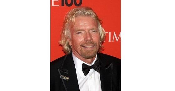 Richard Branson ciekawostki