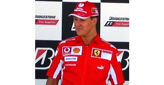 Michael Schumacher ciekawostki