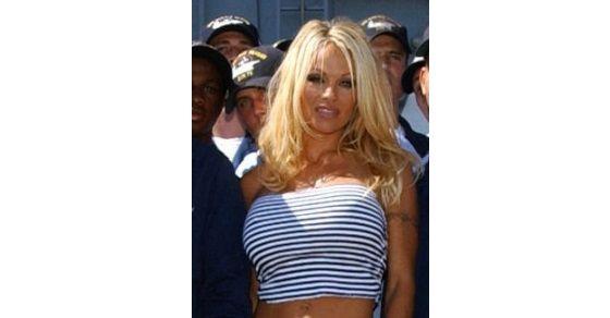 Pamela Anderson ciekawostki