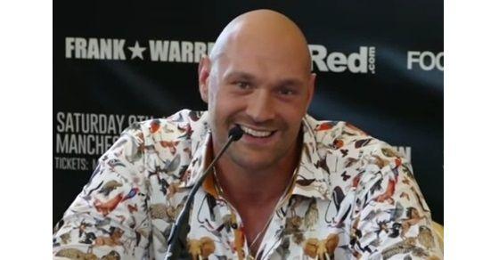 Tyson Fury ciekawostki