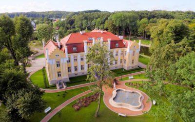Quadrille – hotel z motywem Alicji w Krainie Czarów