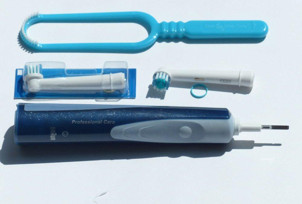 Myj zęby rano i wieczorem
