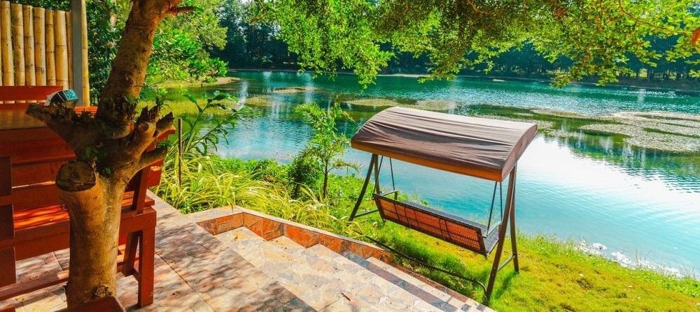 Huśtawka ogrodowa – relaks na świeżym powietrzu