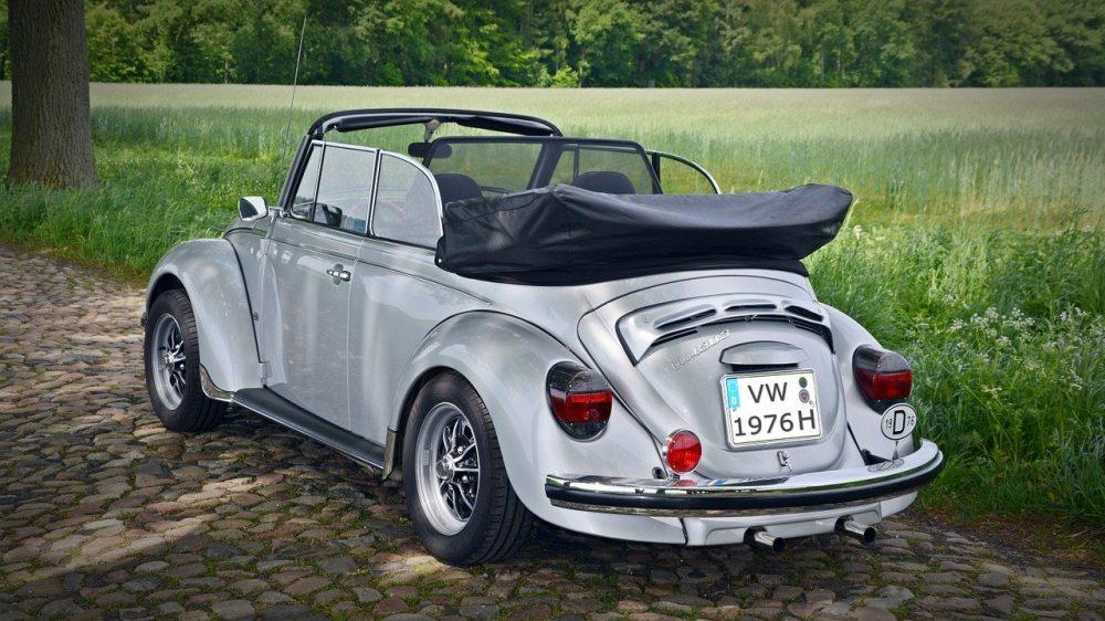 VW garbus kabriolet