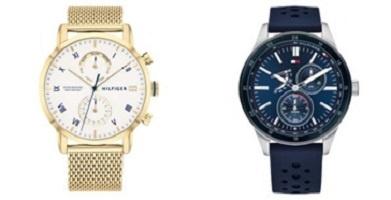 Historia zegarków Tommy'go Hilfigera. Zobacz, jak powstawała legenda
