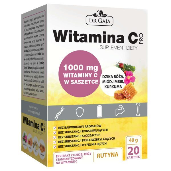 witamina C PRO grafika
