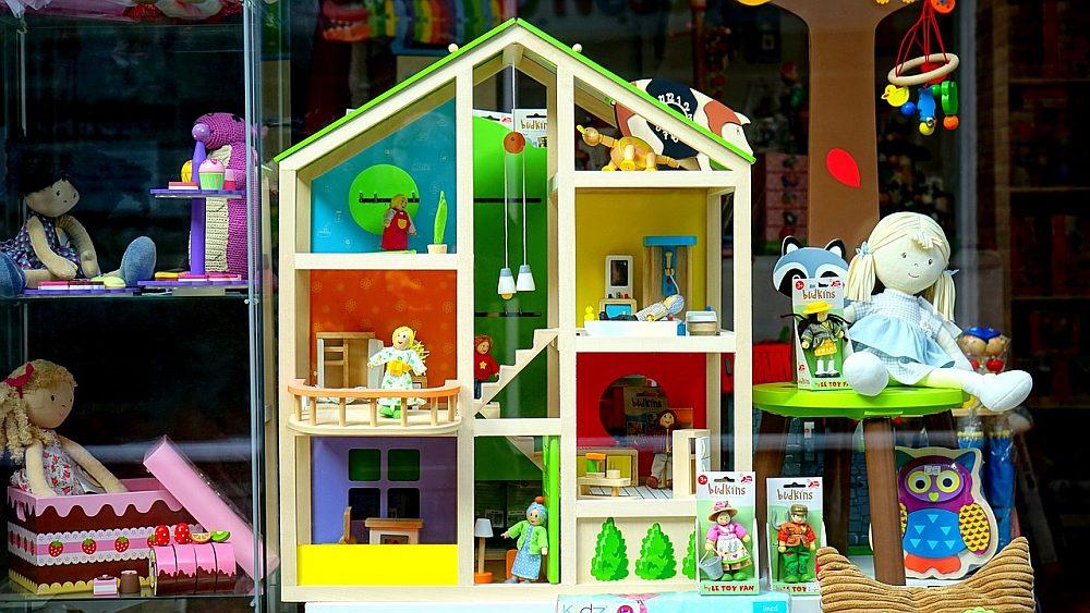 zabawki dla dziewczynek