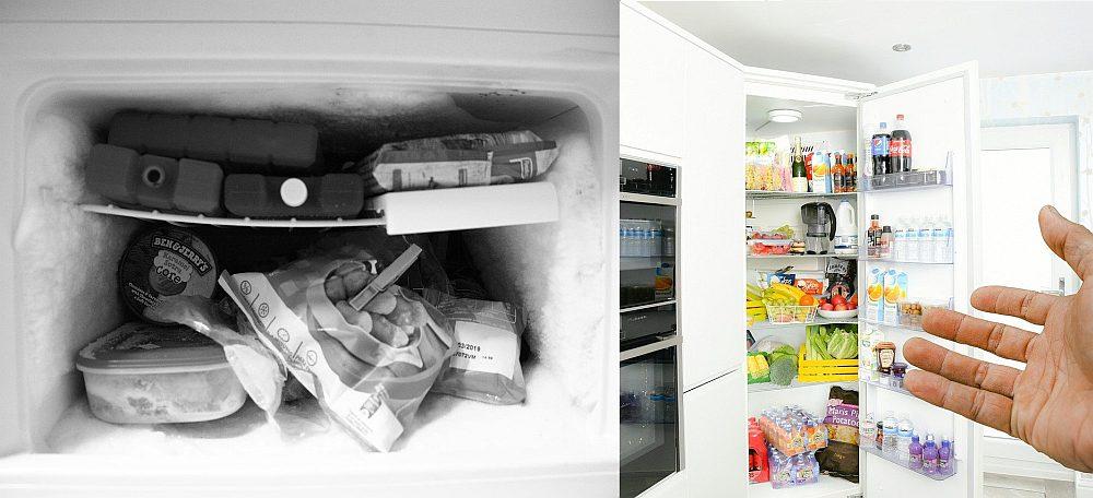 System NoFrost w lodówkach oraz jego zalety i wady