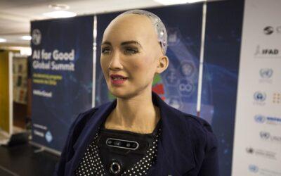 Robot Sophia ciekawostki