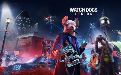 Watch Dogs: Legion ciekawostki