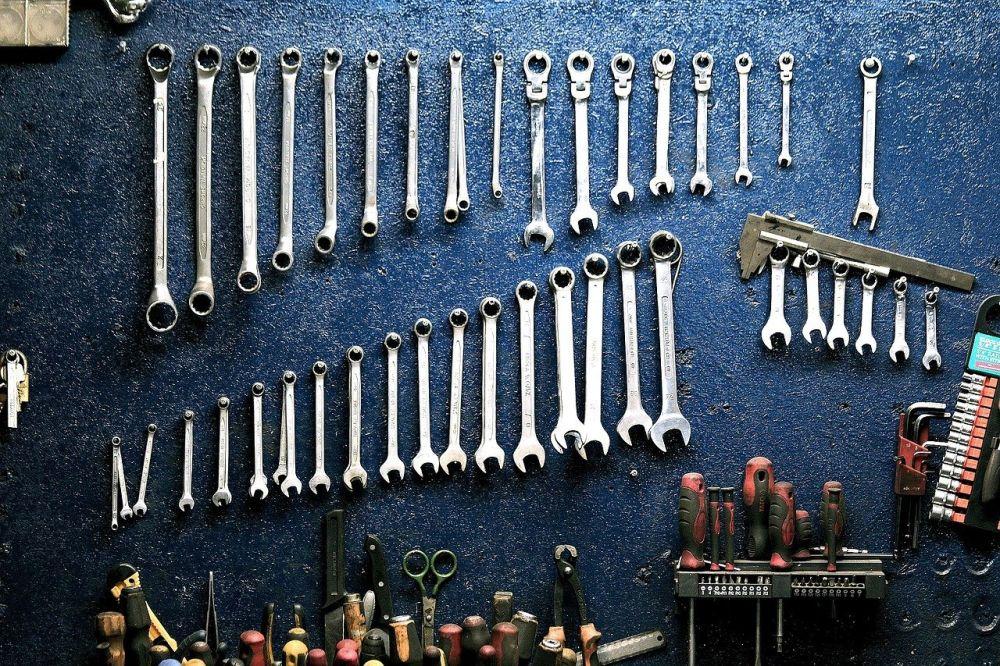 organizacja narzędzi