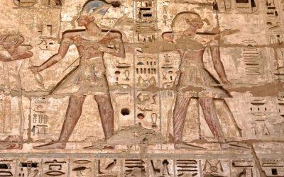 Hieroglify egipskie ciekawostki