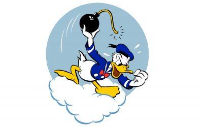Kaczor Donald ciekawostki