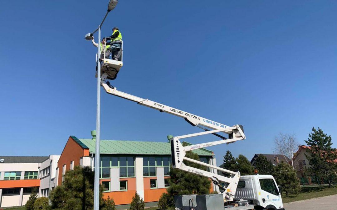 Prace na wysokościach a bezpieczeństwo