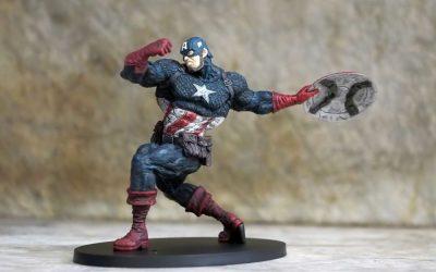 Kapitan Ameryka ciekawostki