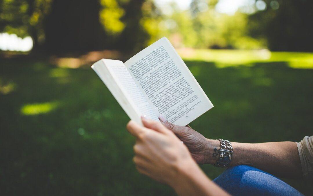 Zanurzyć się w świecie książki