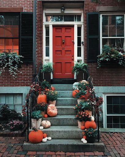 halloweenowe dekoracje