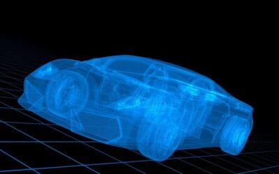 Skanowanie 3D w przemyśle