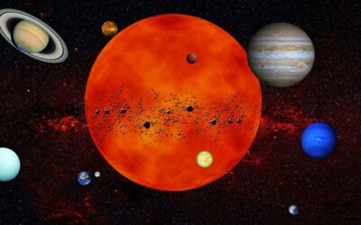 Układ Słoneczny ciekawostki